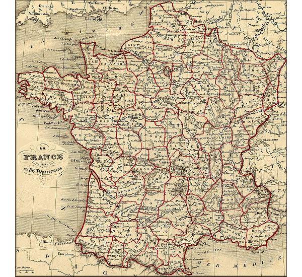 la geographie de la france essay